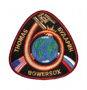 International Space Station Expedition 6 Patch #2